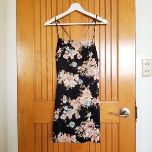 Lulu's mini dress floral print